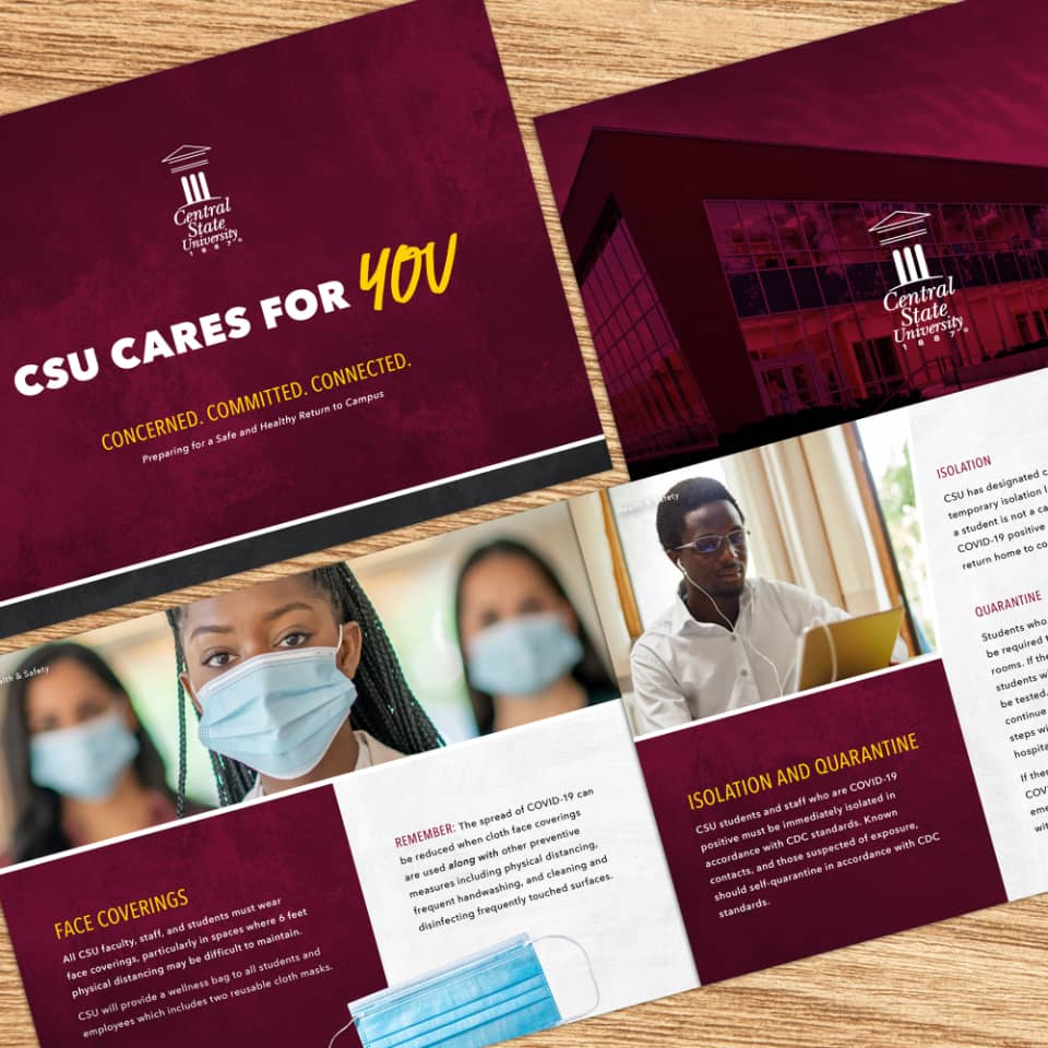 Central State University book